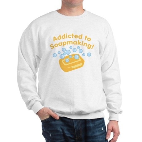 Addicted to Soap Craft Sweatshirt