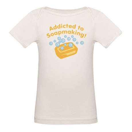 Addicted to Soap Craft Organic Baby T-Shirt