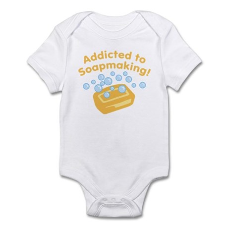 Addicted to Soap Craft Infant Bodysuit