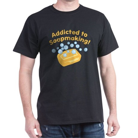 Addicted to Soap Craft Dark T-Shirt
