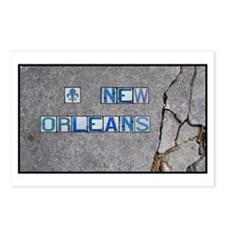 New Orleans #3 Postcards (Package of 8)