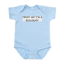 Trust Me: Biologist Infant Creeper