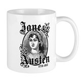 Jane Austen Mug