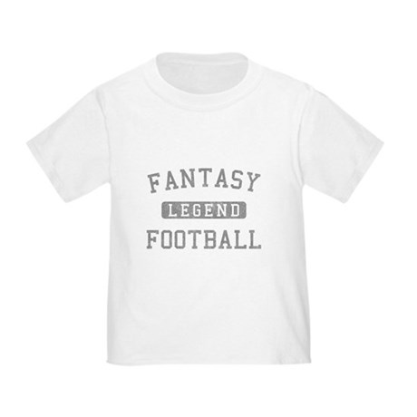 Fantasy Football Legend Toddler T-Shirt