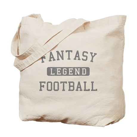 Fantasy Football Legend Tote Bag