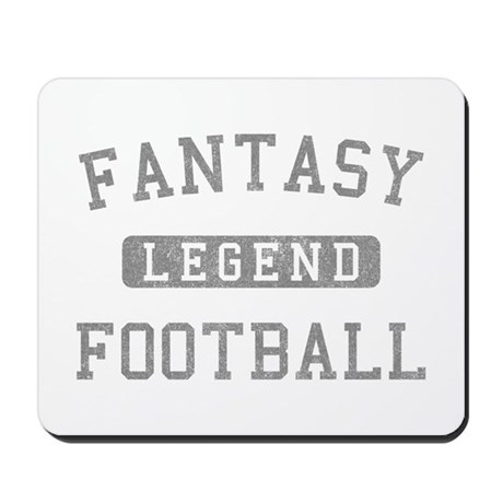 Fantasy Football Legend Mousepad