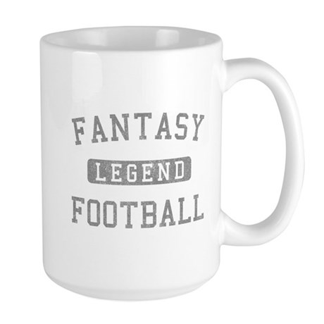Fantasy Football Legend Large Mug