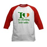 I (Heart) Irish Laddie Tee