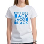 Sexy Back Jacob Black Women's T-Shirt
