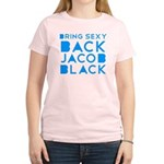 Sexy Back Jacob Black Women's Light T-Shirt