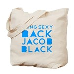 Sexy Back Jacob Black Tote Bag