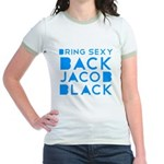 Sexy Back Jacob Black Jr. Ringer T-Shirt