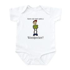 Woodpecker Infant Bodysuit