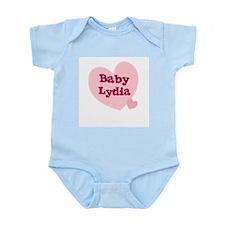 Baby Lydia Infant Creeper