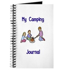 Children's Camping Journal
