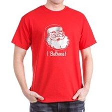 I Believe Santa Claus T-Shirt