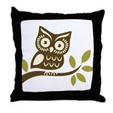 Unique Graphic Throw Pillow