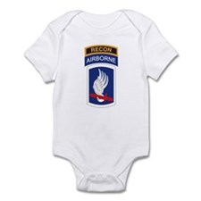 173rd ABN with Recon Tab Infant Bodysuit