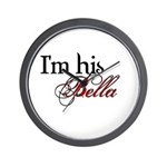 I'm his Bella Swan Wall Clock