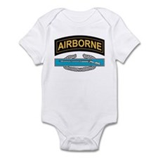 CIB with Airborne Tab Infant Bodysuit