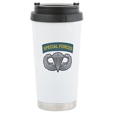 Basic Airborne Wings Special Ceramic Travel Mug