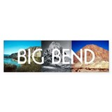 ABH Big Bend Bumper Bumper Sticker