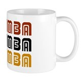 Tribal Marimba Coffee Mug