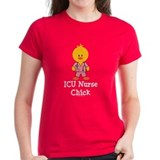 ICU Nurse Chick Tee