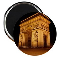 Arc de Triomphe Illuminated Magnet