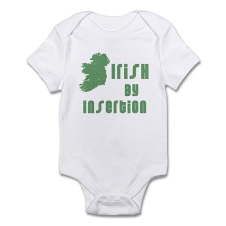 Irish by Insertion Infant Bodysuit