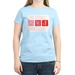 Live To Dance Red Women's Light T-Shirt