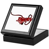 Nasty Keepsake Box