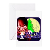 Vampire Nutcracker Dark Night Greeting Cards (Pk o