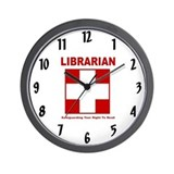 Libguard Wall Clock
