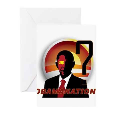 ObamaNation Greeting Cards (Pk of 20)