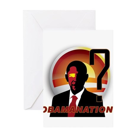 ObamaNation Greeting Card