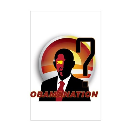 ObamaNation Mini Poster Print