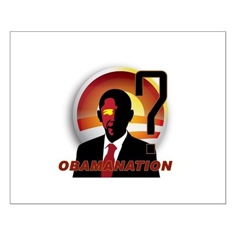 ObamaNation Small Poster