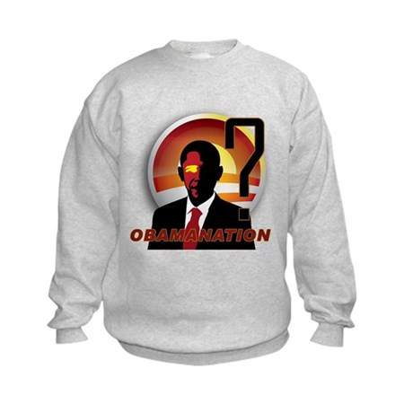ObamaNation Kids Sweatshirt