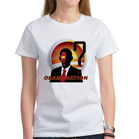 ObamaNation Women's T-Shirt