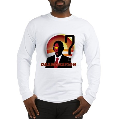 ObamaNation Long Sleeve T-Shirt