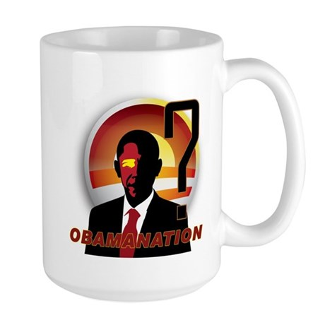 ObamaNation Large Mug