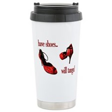 have shoes... Travel Mug