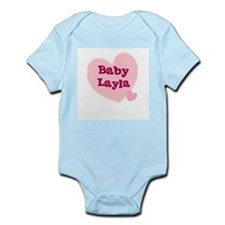 Baby Layla Infant Creeper