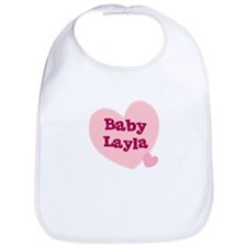 Baby Layla Bib