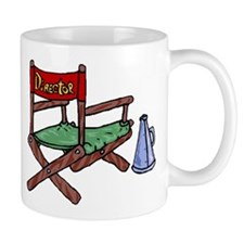 Director Chair #1 Coffee Mug