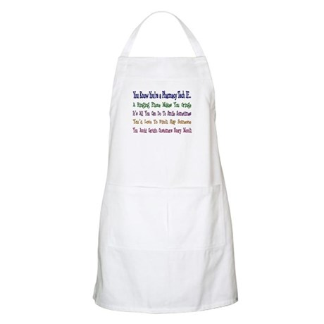 pharmacists II BBQ Apron