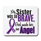 Angel 1 Sister Pancreatic Cancer Mousepad