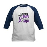 Angel 1 Sister Pancreatic Cancer Tee