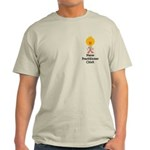 Nurse Practitioner Chick Light T-Shirt